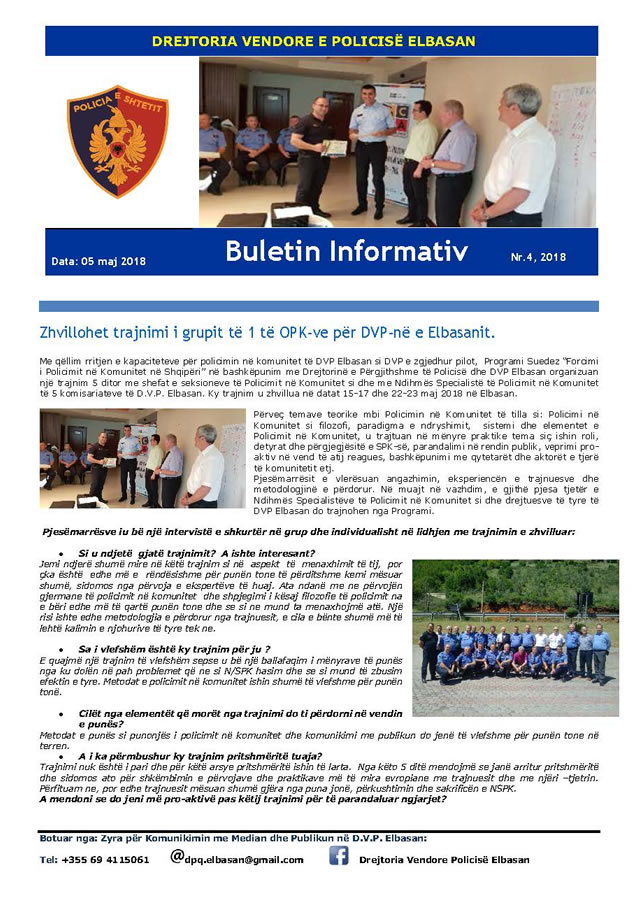Newsletter-dvp-elbasan-May2018