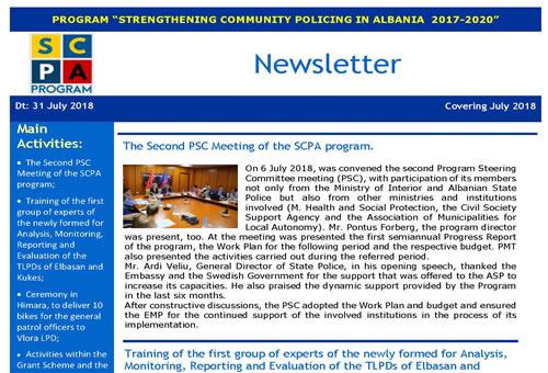 newsletter-July-2018